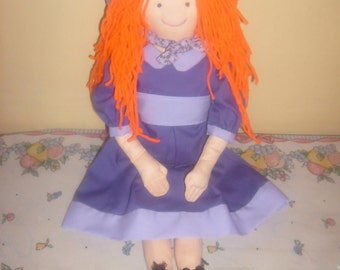 Doll Rag Doll 20 inch Custom - Designed by You