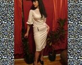 Leatherette Heart - Hey Sailor Skirt - Black