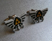 may the triforce be with you - zelda cufflinks