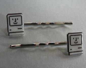 happy mac bobbypins