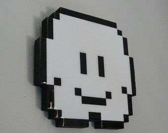 lakitu's cloud - super mario 3 wall art