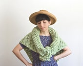 On Reserve (Spring Fling Triangle Scarf)