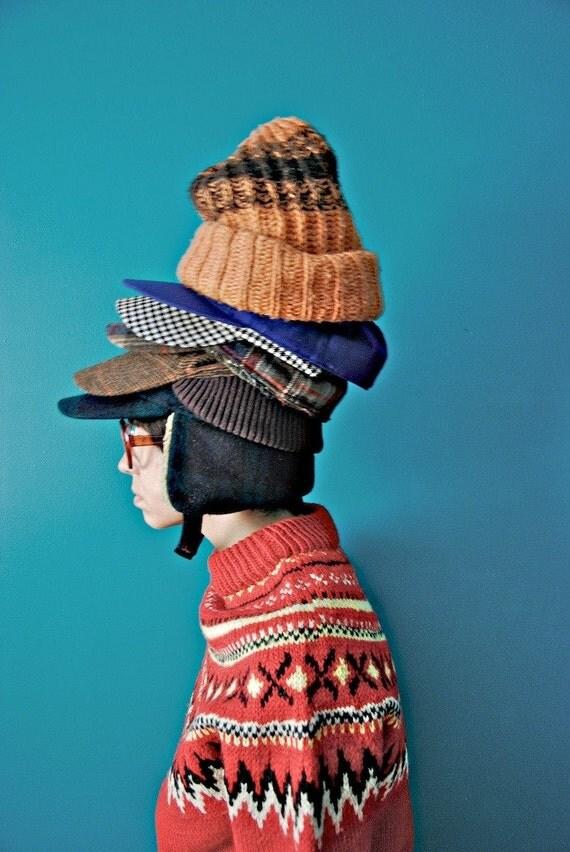 I wear many hats photograph