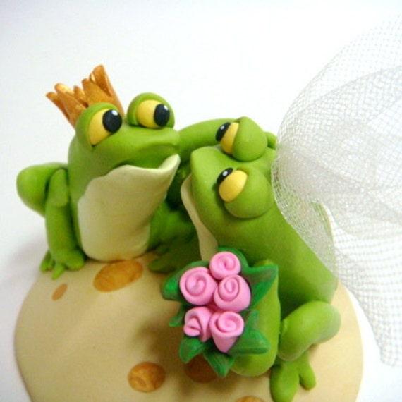 Frog Prince Wedding