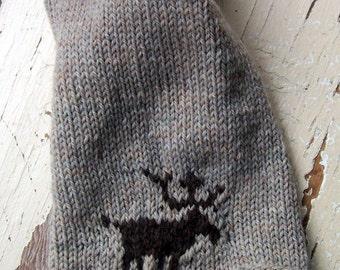 Moose Stocking Cap PATTERN