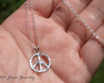 JUMA Jewelry- PIECE of PEACE Necklace