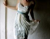 Water Green Lace dress