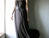 Long Jersey Tunic Dress - Custom made