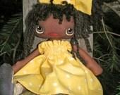 Summer Annie Doll E-PATTERN