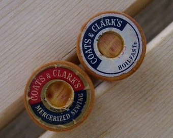 Wood Spool Knitting Needles - Cherry - Size 13