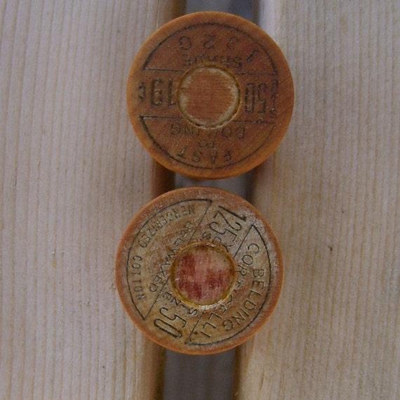 Knitting Needles Cherry Size 13 - Wood Spool