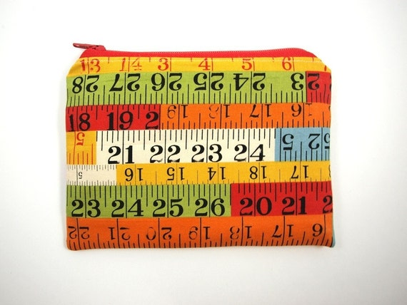 measuring tape pouch