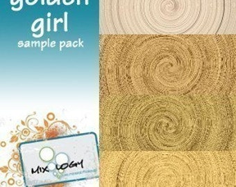 Golden Girl Sample Pack - Find Your Mineral Foundation Shade and End the Trauma