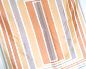 Chai Spice - a vintage 1970's Vera Neumann Op-Art Scarf