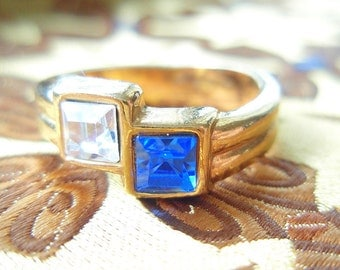 Hollywood Regency Vintage Ring
