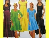 Misses Dress pattern size 14-18 in Two Lengths McCall 8841