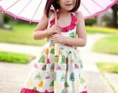 The Alice Halter Dress eBook sz 3-6