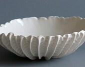 Small Scallop Bowl