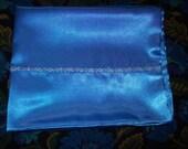 Single Heavenly Blue Pillowcase