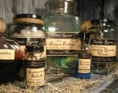 The Originals - Potion Bottle Labels - Set II