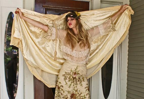 Edwardian Wonderlust Bohemian Skirt