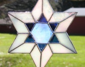 Star of David  Suncatcher