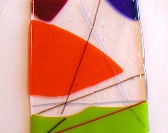 Handmade Fused art glass