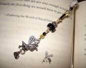 HONEY BEE -- bookmark