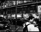 New York Couple-Original Fine Art Photograph