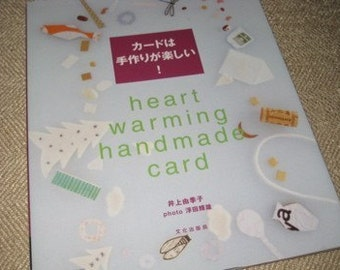 Japanese Craft Pattern Book Eco heartwarming handmade cards
