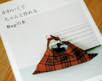 Japanese Craft Pattern Book Bags and Purses and Totes