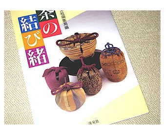 Japanese Craft Pattern Book Traditional Tying and Wrapping