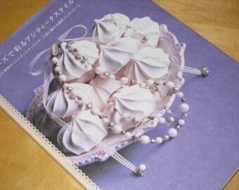 Japanese Craft Pattern Book Beading