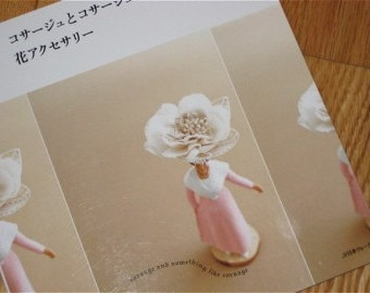 Japanese Pattern Book Flower Corsages Buttonaires