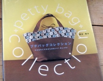 Japanese Craft Pattern Book Pretty Bag Collection