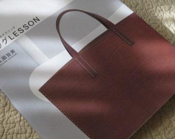 Japanese Pattern Book Make Handbags Totebags and Purses