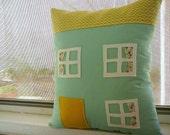 55 Dandylion Drive House Pillow
