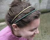 Upcycled Plastic Headband