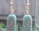 Walk...Dress Like an Egyptian earrings