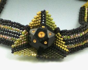 Triangular Tones Bracelet