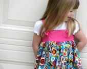 Twirly Sundress