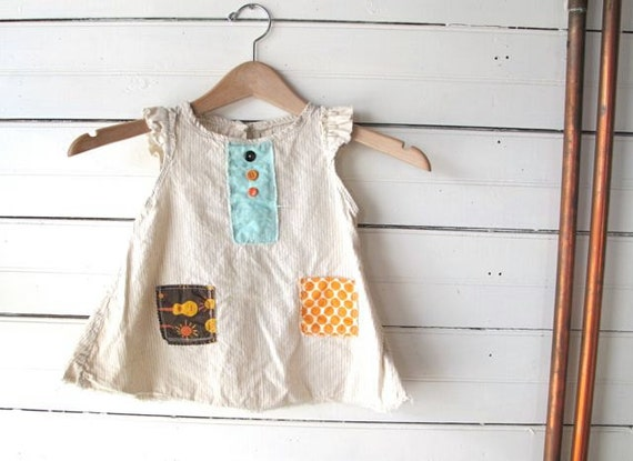 SALE:  Sunshine Tunic - size 4T Ready to Ship