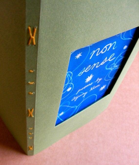 NON SENSE - Poetry Chapbook