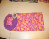 Sleeping bag - Fits 18 inch Doll - like American Girl