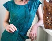 SPRING SALE -The Flowers - iheartfink Handmade Dress