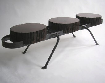 The Ant Bench side table console