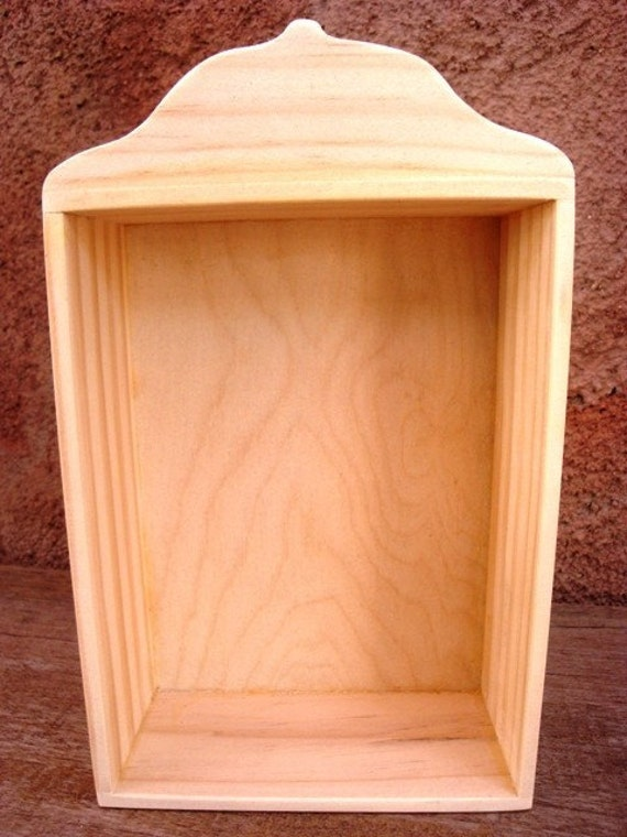 Unfinished Wood Box - Baskets, Buckets, & Boxes - Home Decor  |Large Unfinished Wooden Boxes