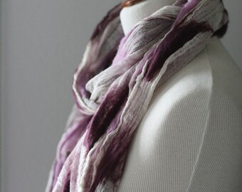 Reduced Price ** The Lilac Scarf