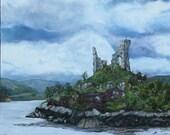 Last Window of Castle Moil