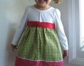 Joy Joy Joy Christmas Dress